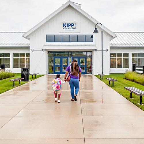 KIPP Building exterior