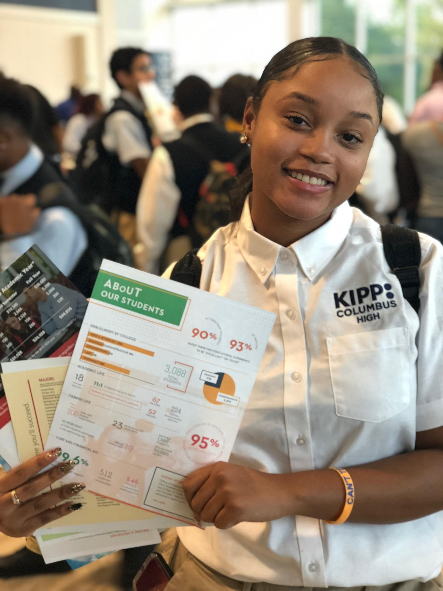 KIPP Through College Student